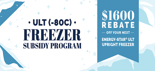 freezer rebate graphic